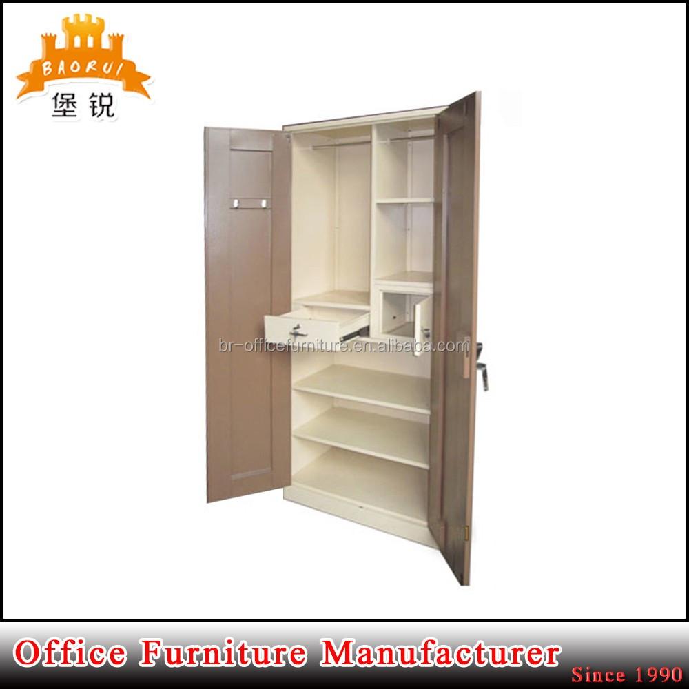 Lockable Bedroom Furniture Lockable Bedroom Furniture Two Door Metal Wardrobe Lockable
