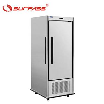 Stainless Steel Mobile Banquet Refrigerated Food Carts