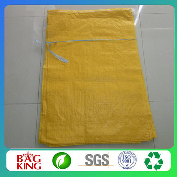 Grass Seed Opp Laminated Non Woven Bulk Bag