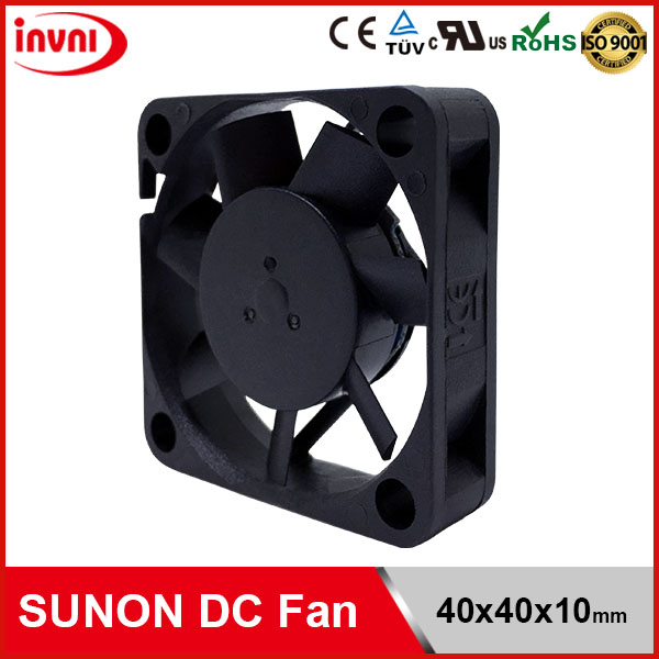 ON SALE SUNON 4010 40x10 40mm 40x40 40x40x10 mm 5V DC Mini Axial Flow High Speed Low Price Cooling Fan (ME40100V1-0000-G99)