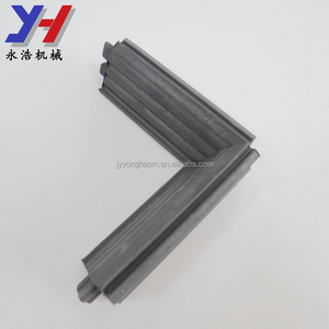 High quality OEM rubber luggage corner guard
