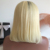 factory price cuticle aligned brazilian short ombre virgin human hair 8 inch bob wig with baby hair 1b#613 blonde lace front wig