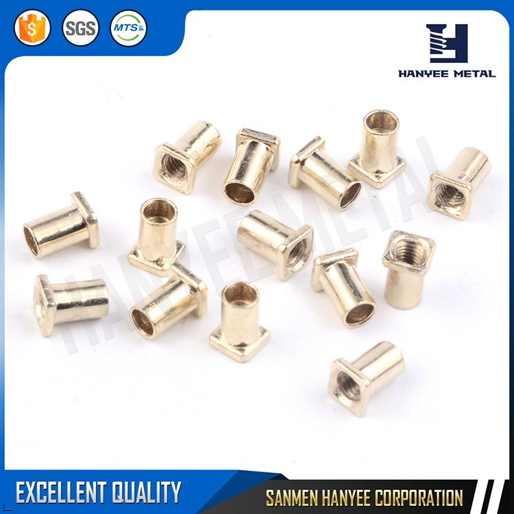 Competitive price factory directly flower shape rivets