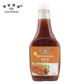 Jade Briage Brand Chinese Dishes Special Sweet Sour Sauce
