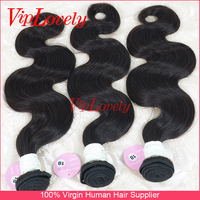 best quality body wavy human hair extension