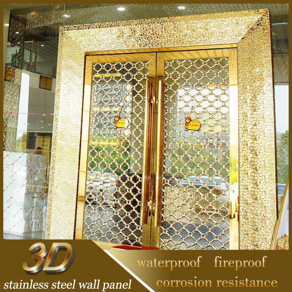 Stainless Steel Wall Cladding Price, Stainless Steel Wall Cladding ...