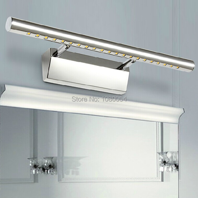 3w wall lamps led mirror light lamp bathroom ac85 265v. Black Bedroom Furniture Sets. Home Design Ideas