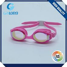 Latest Arrival unique design simple child swim goggle