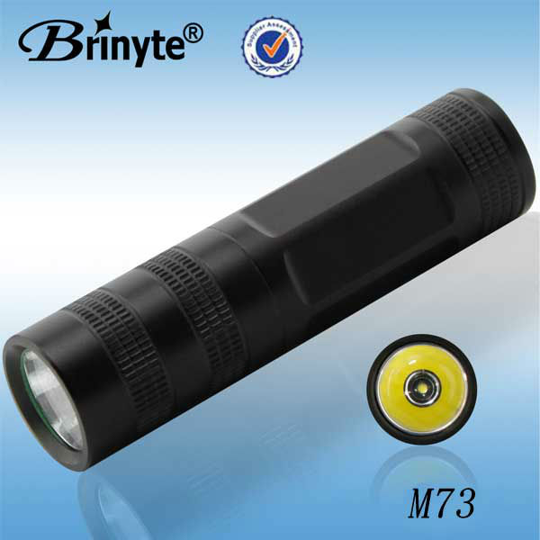 Brinyte M73 keychain wholesale mini flat led flashlight