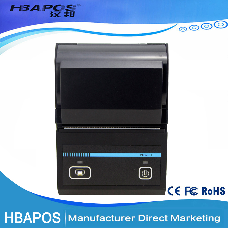HBA-P18 Cheap mini thermal bluetooth <strong>printer</strong> pos android bluetooth <strong>printer</strong>