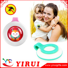 Natural Essential Summer Outdoor Anti Insect Mosquito Repellent Clip