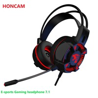 Multifunctional Wired Stereo Gaming headphone within Plug-in Microphone gamer Headset for PC MAC PS3 PS4 XBOX 360