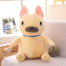 1 шт., 35-65, милая плюшевая игрушка с рисунком собаки из мультфильма, мягкая кавайная подушка с изображением животных, прекрасный подарок для д...(Китай)
