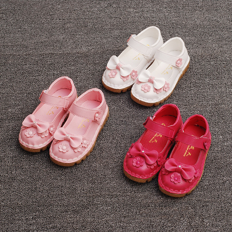 S14482A Kids Pretty Baby Shoes Children Dress Shoes Baby Girl Shoes