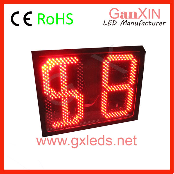 "alibaba <strong>express</strong> 14"" 2 digit display digital led day counter"