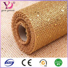 China Supplier glittered rayon gold metallic fabric sell by roll