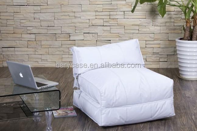 plier pouf chaise long beach pouf lit pliant tanche et. Black Bedroom Furniture Sets. Home Design Ideas