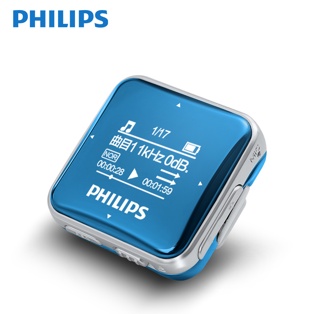 PHILIPS 100% Original 8GB Digital Voice Recorder Music <strong>Mp3</strong> Gratis Escuchar Price