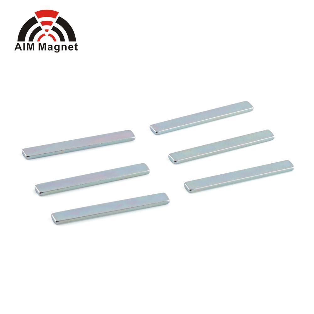 N55 neodimio block bar magnete