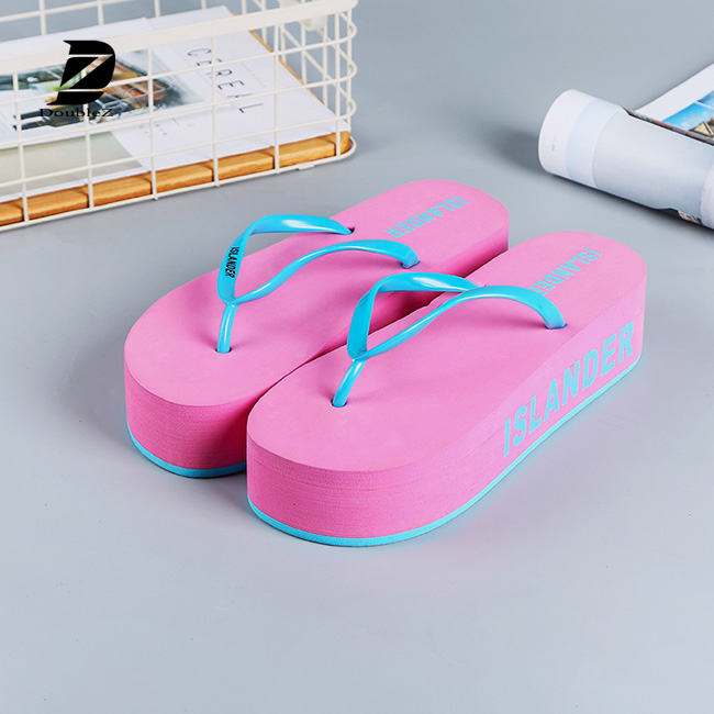 eca53aed0f54 Customized High Heel Fancy Wedding Flip Flop Sandals - Buy Wedding ...