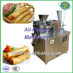 High quality lumpia machine/spring roll machine on hot sale