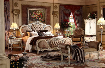 Luxurious Solid Wood Traditional European Bedroom Sets/cottage Bedroom  Furniture(moq=1 Set) - Buy Traditional European Bedroom Set,European Wooden  ...