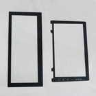 Guangzhou Factory Smart Home 3 MM Transparent Flat LCD TV Touch Screen Front Cover Tempered Glass Panel