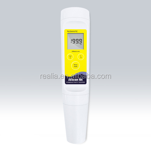 Pocket Conductivity Tester, Conductivity meter