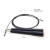 Adjustable High Speed Students exercise plastic training jump rope