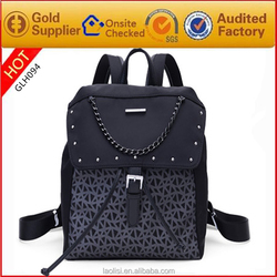 Hot newest fashion Waterproof Lightweight Nylon women Backpack