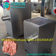 meat mincer factory/ground beef grinder machine/meat steak mincer machine
