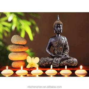 Wall art with light up canvas paintings buddha canvas wall art