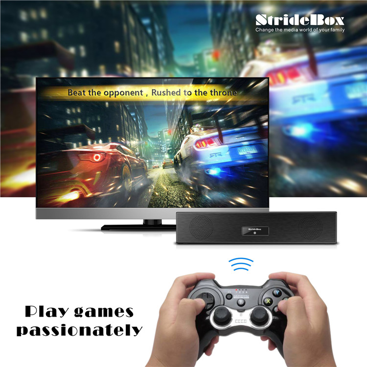 smart tv box 5 stridebox z1 PRO S905X new product 1G 8G android 6.0 tv box with internet set top box