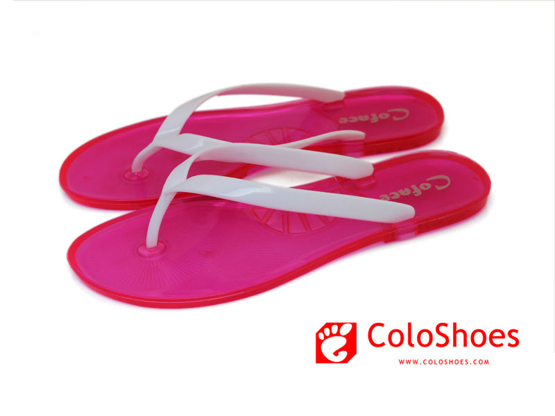 Coface latest womens transparent sandals