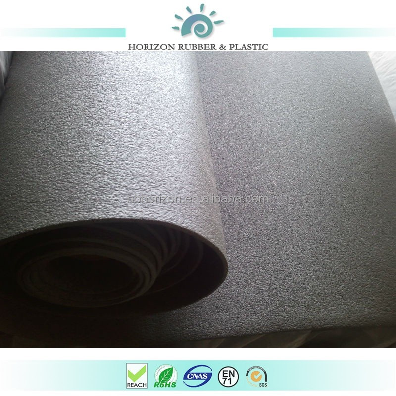 xpe foam sheet Close cell cross-linked polyethylene foam