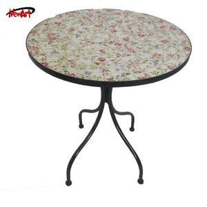 Phenomenal Outdoor Cement Tables And Chairs Mosaice Garden Furniture Uwap Interior Chair Design Uwaporg