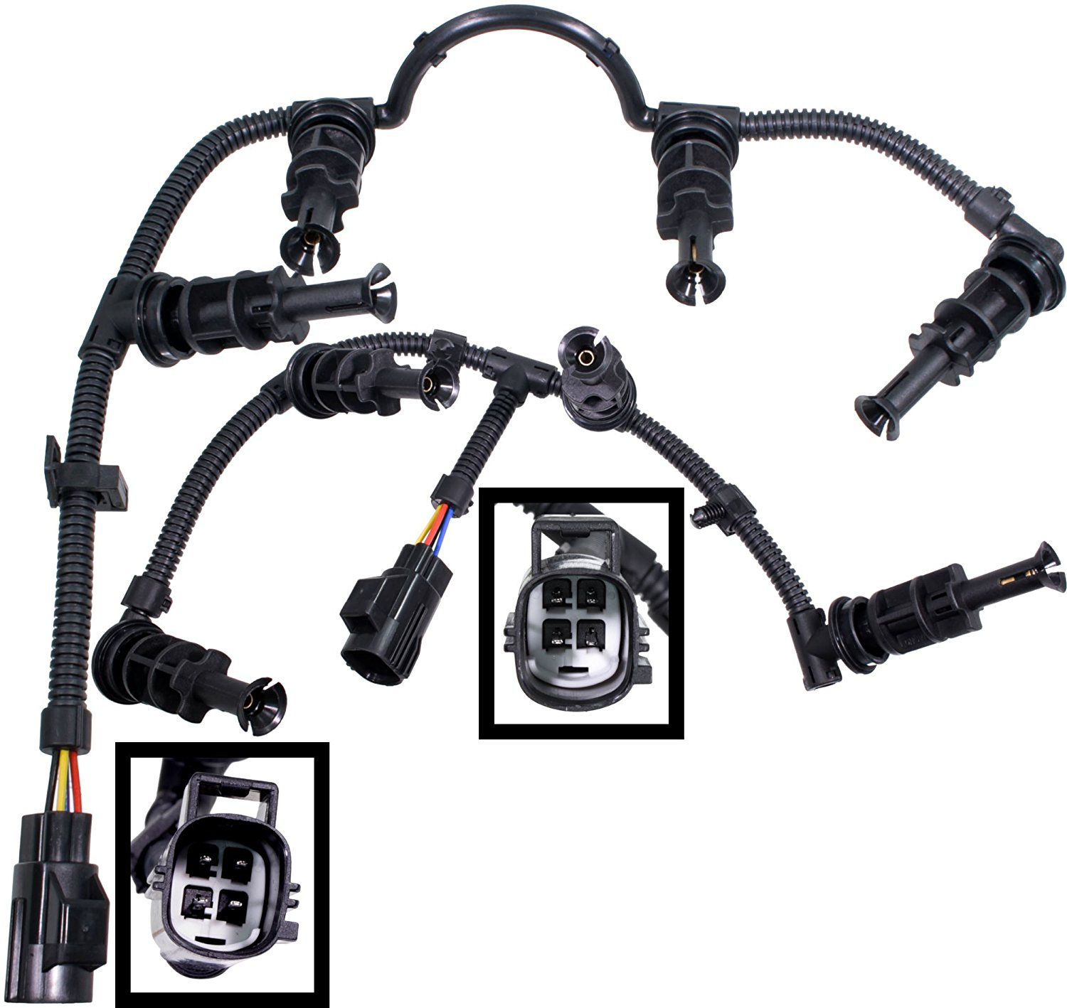 buy apdty 035419 trailer wiring harness plug connector for