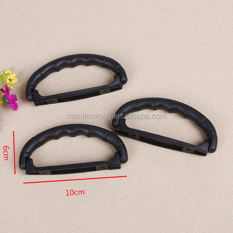 3a34545eae0 Replacement Luggage Handle Grip Plastic Suitcase Handles Spare Fix Holders  Pull Carry Strap Luggage Repair Accessories