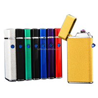 2017 New Fashion USB Charging Lighter Disposable lighter