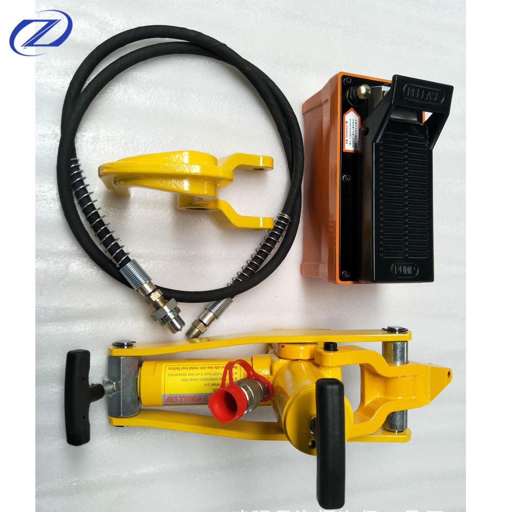 Pneumatic Hydraulic Portable Tyre Bead Breaker