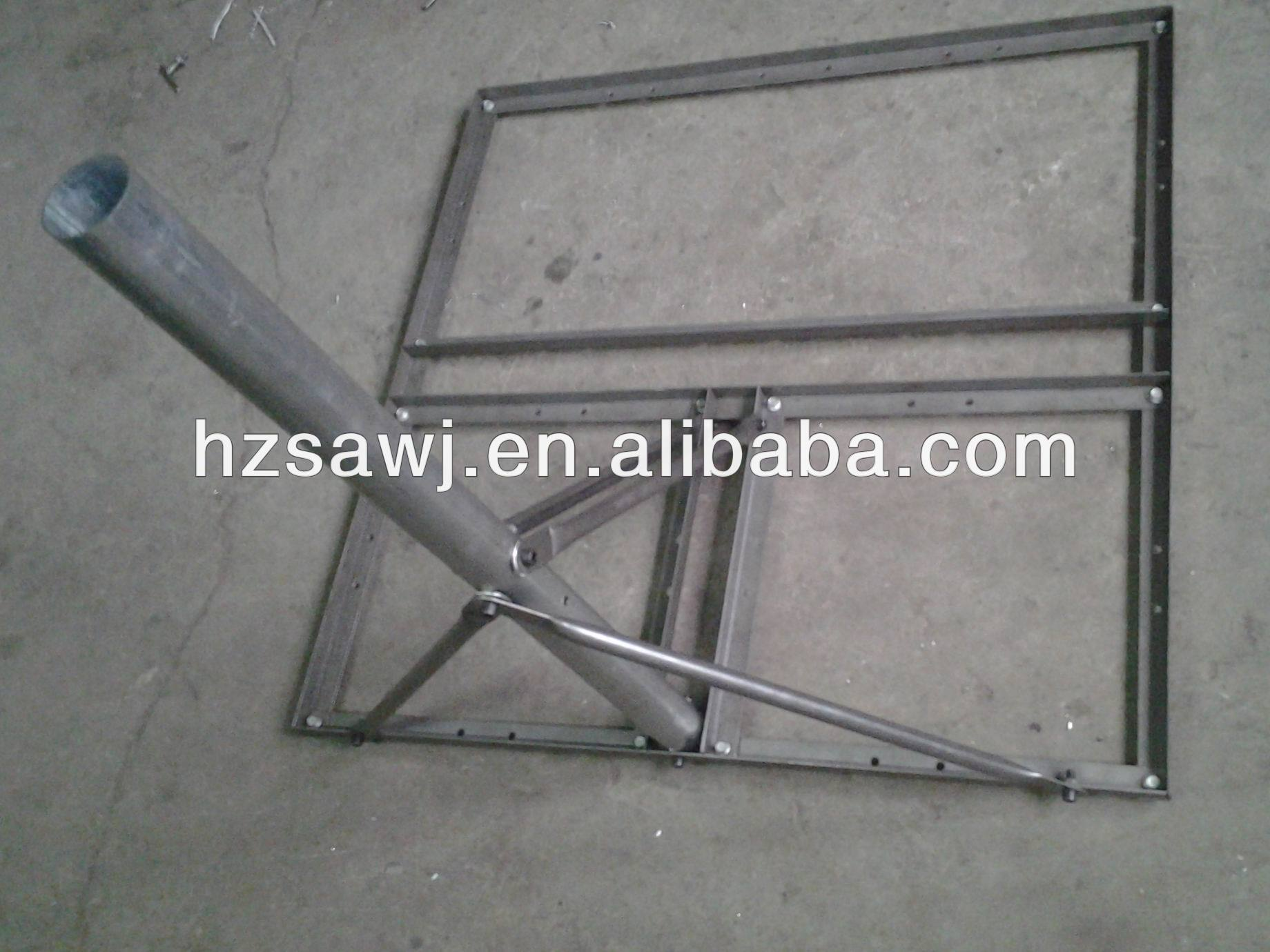 Satellite Non Penetrating Roof Mount Assembly   Buy Non Penetrating Antenna  Mount,Satellite Antenna Polar Mount,Universal Satellite Dish Mount Product  On ...