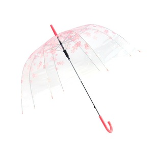 POE Fabric Beautiful Cheap Disposable Umbrella