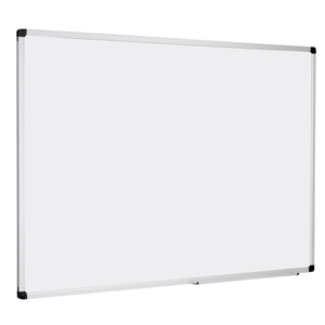 Magnetic 36x24-Inch Dry Erase Aluminum Framed Protective Whiteboard with anti-scratch surface