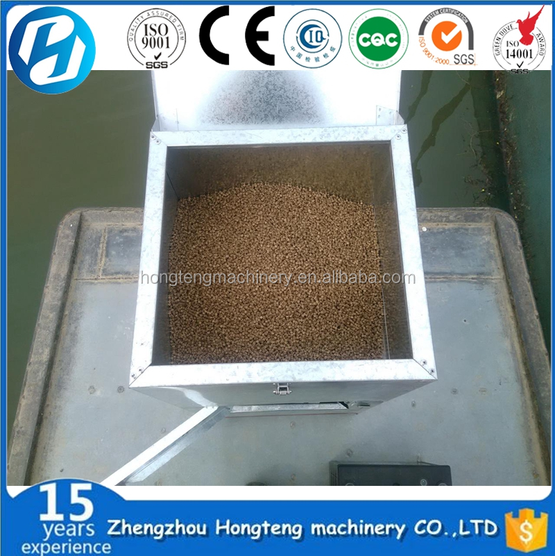 shrimp bait casting machine | automatic shrimp feeder