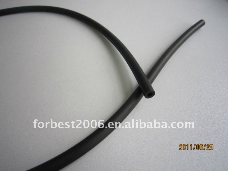 Hotsale electric Conductive silicone tubing in perfect quality