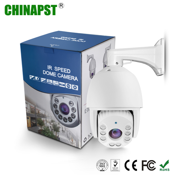 Best factory price CE & ROHS 18x zoom 1080P Outdoor ptz ir speed dome ip camera PST-HHH61C
