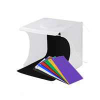 Mini Photo Studio Super Bright Photography Light Box Lightbox Portable Shooting Light Tent