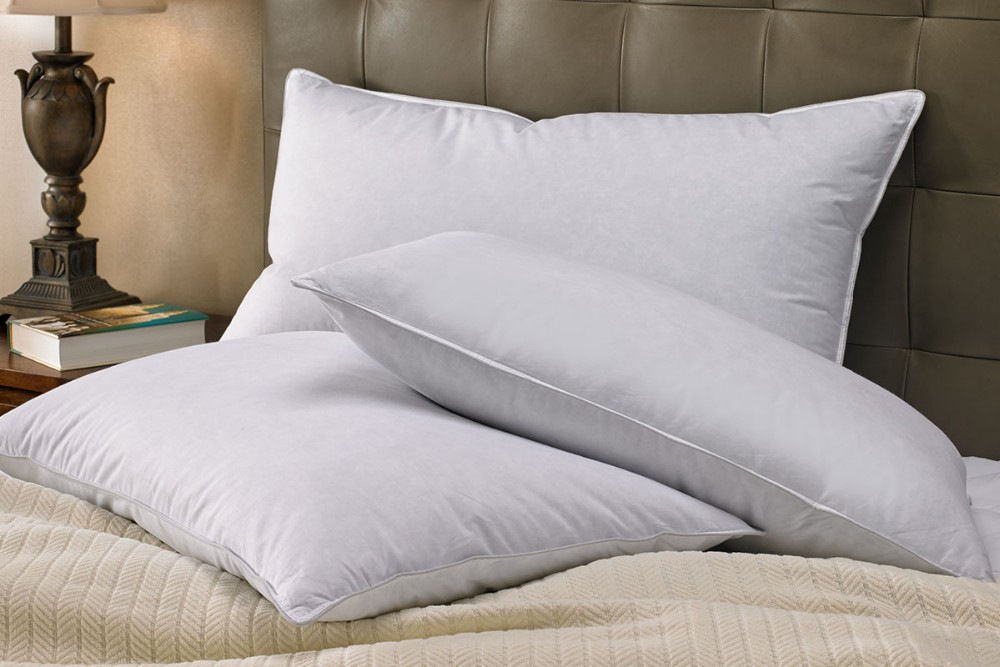 Factory Price Extra Soft All Feather And Down Pillows
