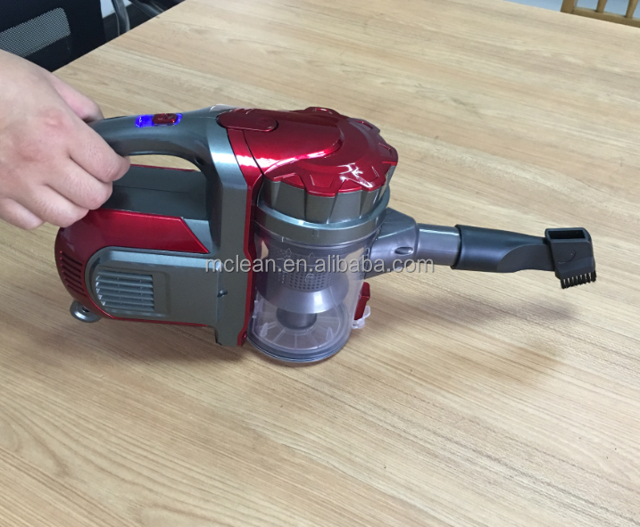 M606B New Cordless Vacuum Cleaner AS SEEN ON TV Handy Stick Cordless Vacuum