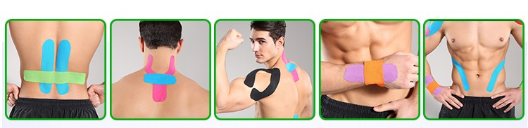 Therapy Physio Sport Kinesiology Tape Shoulder Support Sports Direct Tape